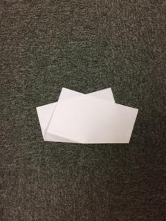 懐紙の箸置き2